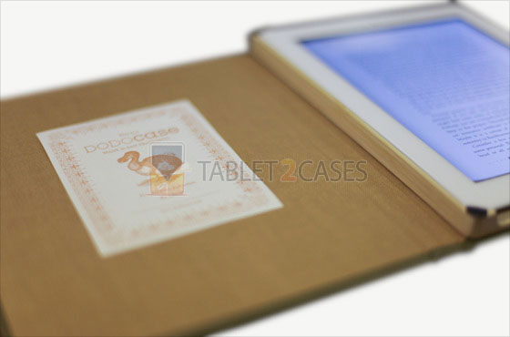 SFCB DODOcase for iPad2