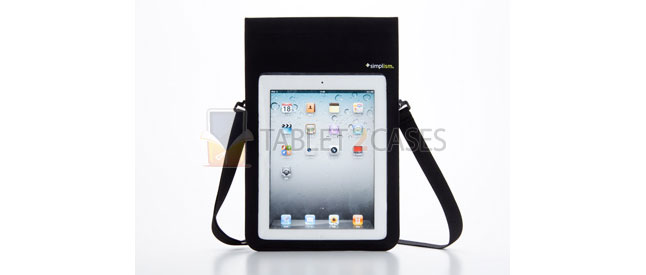 Waterproof iPad Case from Simplism