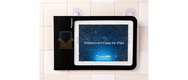 Waterproof iPad Case from Simplism review