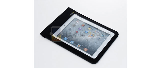 Waterproof iPad Case from Simplism screenshot