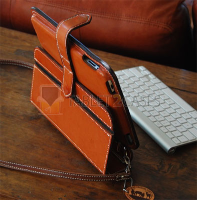 Skytop Trading Leather Case for iPad review