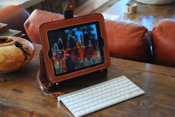 Skytop Trading Leather Case for iPad screenshot