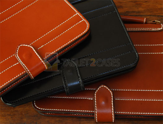 Skytop Trading Leather iPad Case