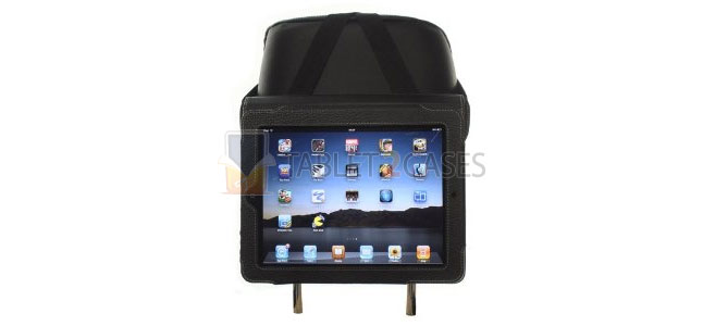 Snugg Case Cover with Flip Stand and Car Headrest Mount Holder for iPad 2 review