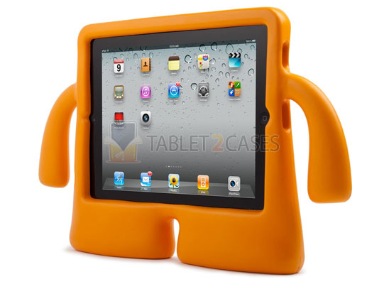 iPad and iPad 2 iGuy case from Speck review