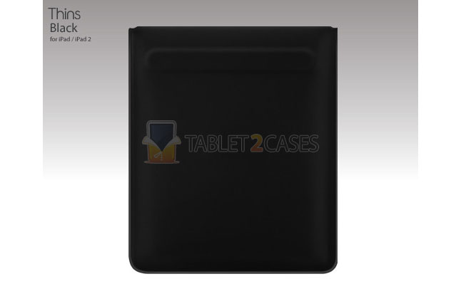 The Thins case from SwitchEasy fit both iPad and iPad 2