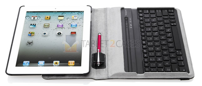 Targus Versavu Keyboard case for iPad 2