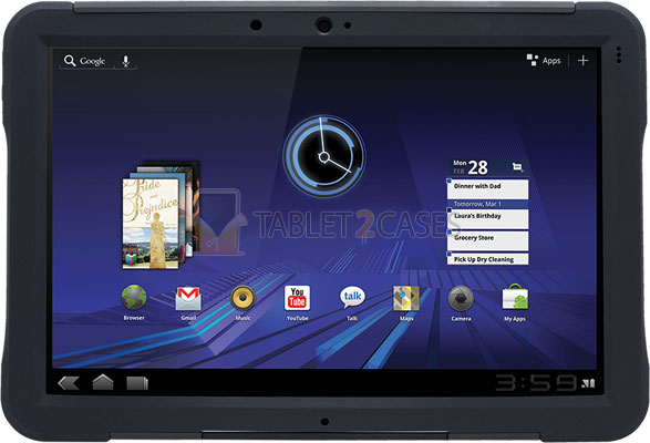 Trident Aegis Case for Motorola Xoom review