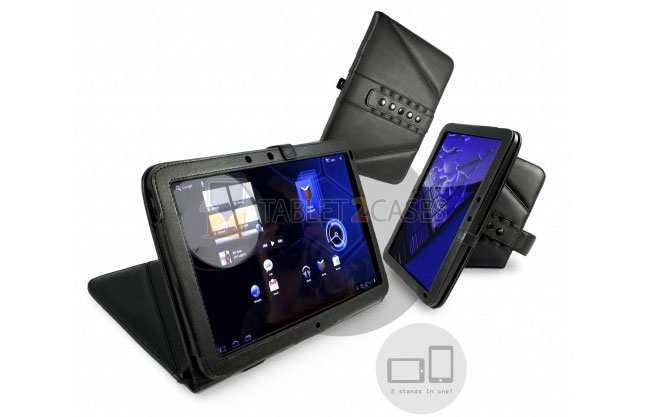 Tri-Axis Case for Motorola Xoom from Tuff-Luv