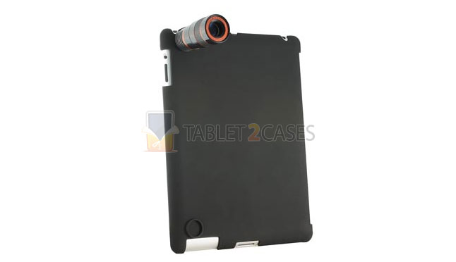 The 8x Telescope with Hard Case for iPad 2 from USBFever