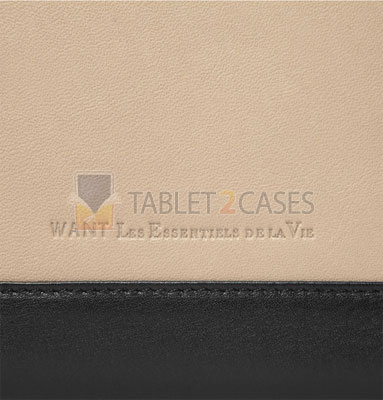 BlackBerry Playbook WANT Les Essentiels de la Vie Bishop Case