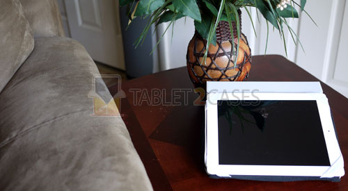 iPad WedgePad R1 case review