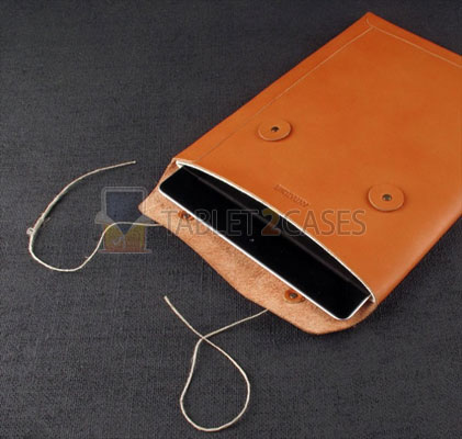 Antiatoms leather case for iPad