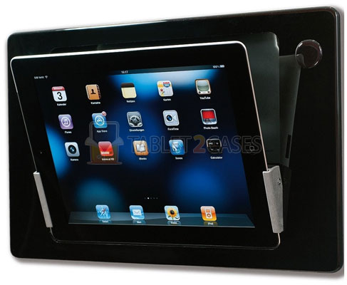 Bracketron iRoom iDock Case for iPad and iPad 2