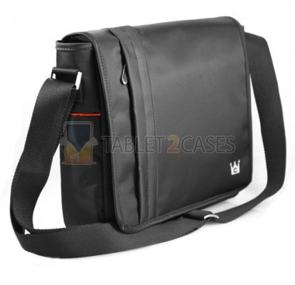 CaseCrown Horizontal Mobile Messenger Bag for iPad and iPad 2