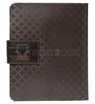 Gucci Diamond Patterned iPad Case screenshot