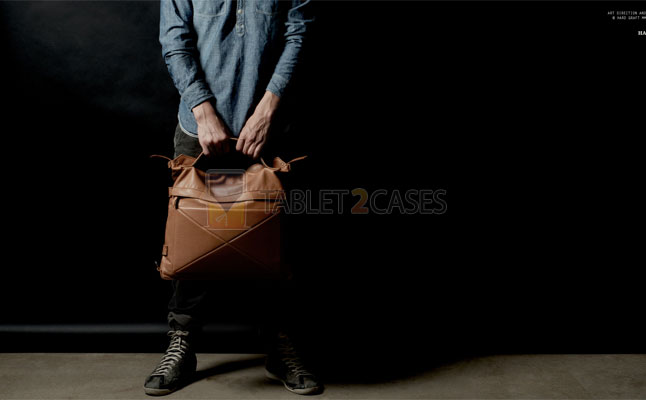 Hard Graft Back2Back iPad Laptop Bag / Heritage review