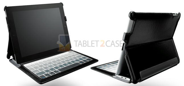 Hatch and Co Skinny iPad 2 Keyboard Case