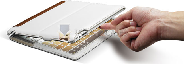 Hatch and Co Skinny Keyboard Case iPad 2