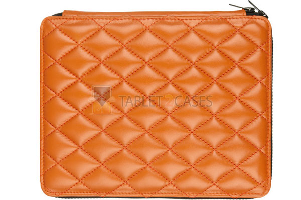 H by Harris Q2 Pad Tangerine case for iPad