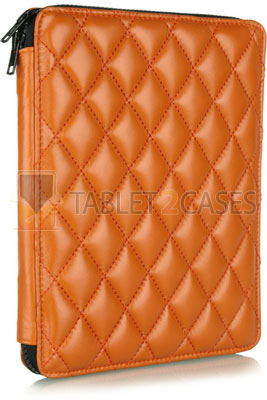 H by Harris Q2 Pad Tangerine case for iPad review