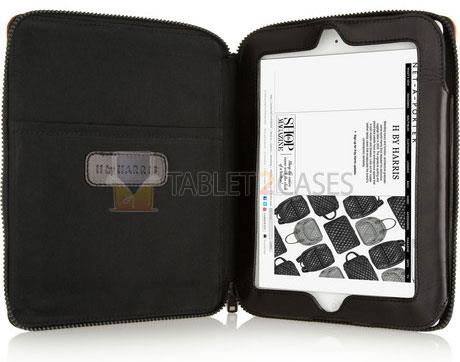 iPad H by Harris Q2 Pad Tangerine case
