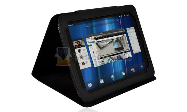 Incipio HP TouchPad Kickstand Nylon Case