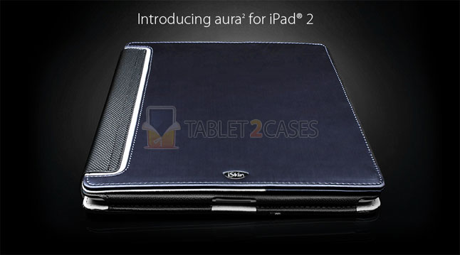 iSkin aura2 for iPad 2