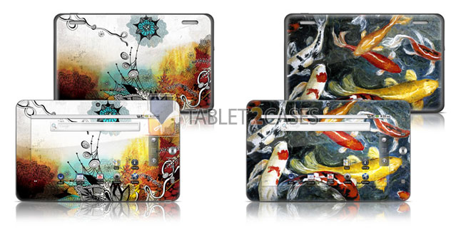 iStyles Coby Kyros 7-Inch Tablet Skins screenshot