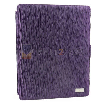 JAVOedge iPad 2 Chevron Scrunch Axis Case