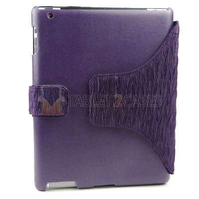 JAVOedge iPad 2 Chevron Scrunch Axis Case review