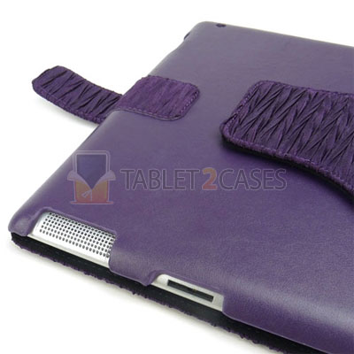 iPad 2 JAVOedge Chevron Scrunch Axis Case review