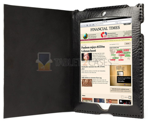iPad Leather Case from Jean Shop review