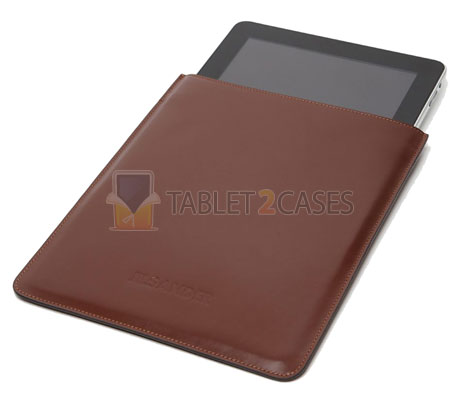 Jil Sander Men's Leather iPad Holder