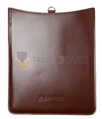 Jil Sander Men's Leather iPad Holder review