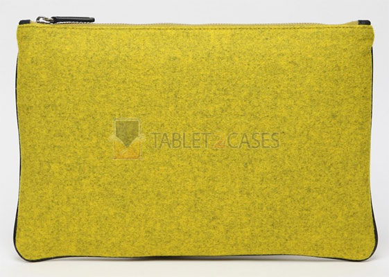 Jil Sander Mottled Wool iPad Sleeve