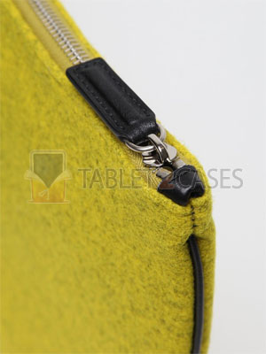 Jil Sander Mottled Wool iPad Sleeve screenshot