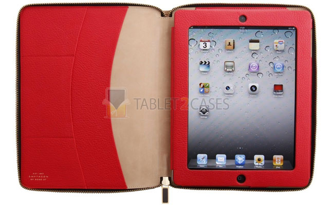 Jonathan Saunders iPad Case from Smythson review