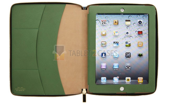 Jonathan Saunders iPad Case from Smythson