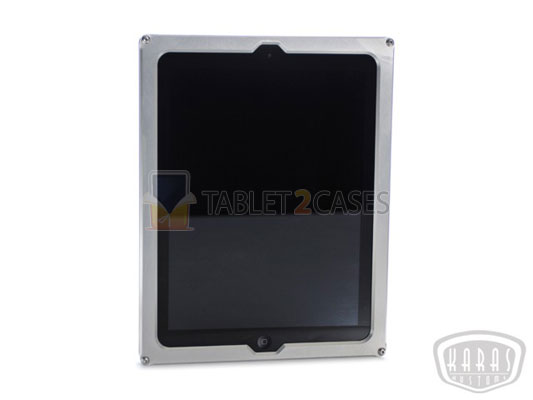 iPad 2 Aluminum Case from KarasKustoms review
