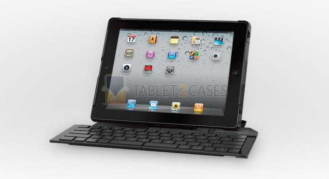 Logitech Fold-Up Keyboard for iPad 2 review