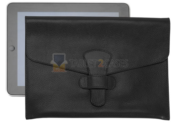 Lotuff & Clegg Flapover Case for iPad review