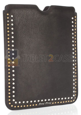 Miu Miu Studded iPad Sleeve screenshot
