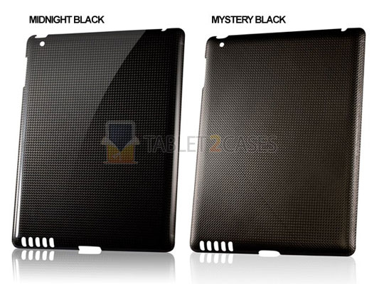 Midnight Black iPad 2 case from monCarbone review