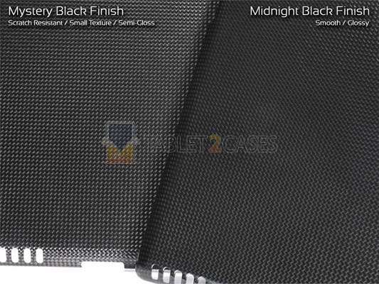 Midnight Black iPad 2 case from monCarbone screenshot
