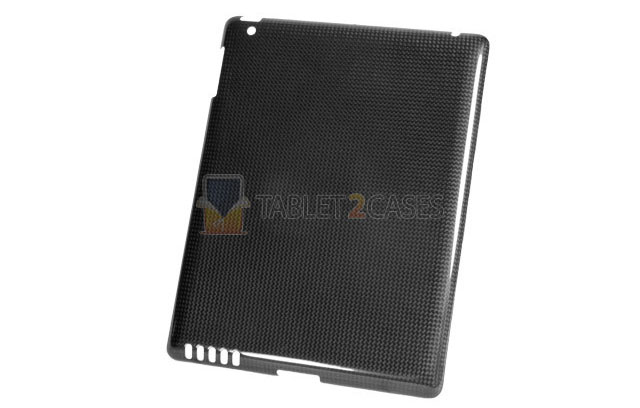 iPad 2 Midnight Black case from monCarbone