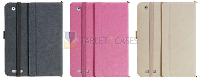 Ozaki iCoat Versatile 360 case for iPad 2
