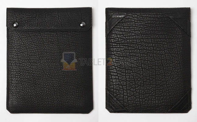 Parabellum Bison Leather iPad Portfolio review