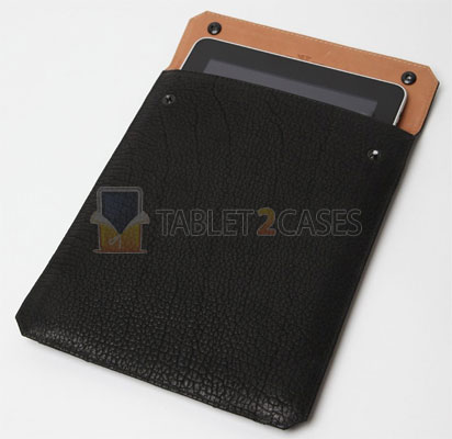 Parabellum Bison Leather iPad Portfolio screenshot