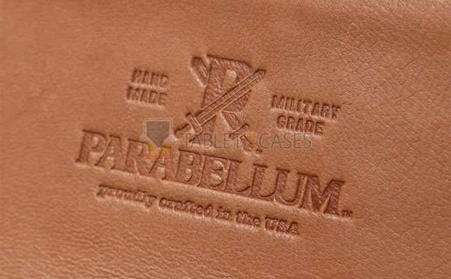 Parabellum Bison Leather Portfolio for iPad review